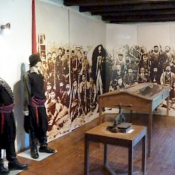 Historical and Folklore Museum of Therisos