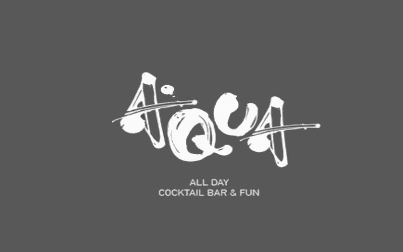Aqua Cocktail Bar