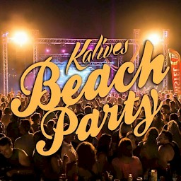 Beach party kalives