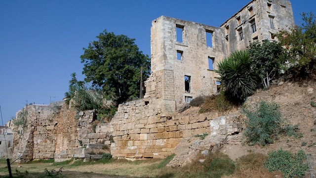 The Byzantine Wall of Chania