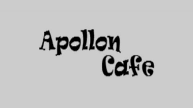 Apollon cafe / New year