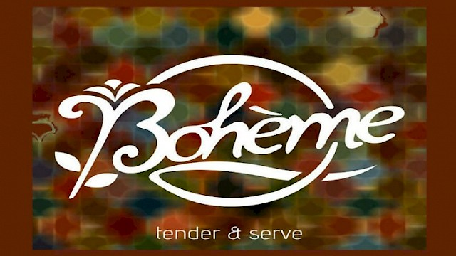 Boheme / New Year menu